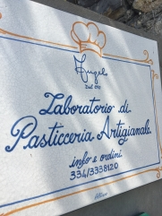 Praiano sign