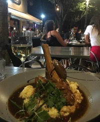 Marseilles Dinner